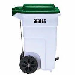 60 ltr Sintex Wheeled Dust Bin