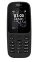 Nokia 105 (Dual SIM, Black) Mobile Phone