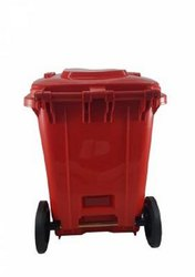 Plastic Square Wheeled Dustbins