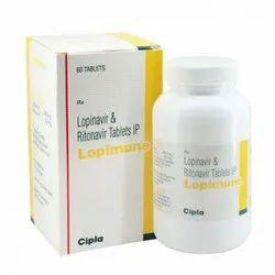 Lopimune (Lopinavir and Ritonavir)