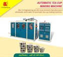 Automatic Glass Making Machine
