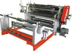 Viva Engineering Three Phase Slitting Rewinding Machine For Aluminum House Foil, For Industrial
