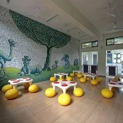 play school interior design service