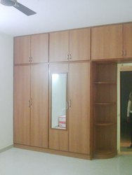 Dressing Wooden Wardrobe