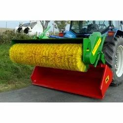 Tractor Mounted Sweeper Brush