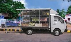 Mobile Vegetable Van