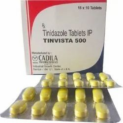 Tinidazole Tablets IP