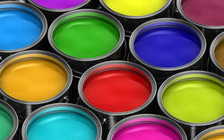 Soap and Detergent Pigment Color