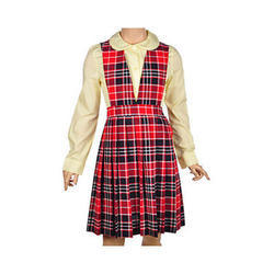 Multicolor Both Tunic School Uniform, Size: Available In Various Sizes