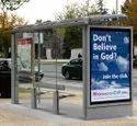 Bus Shelter Ads