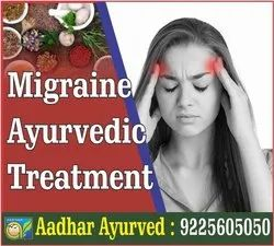 Unisex Ayurvedic Treatment For Migraine