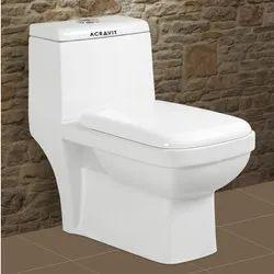 1008 One Piece S/P Trap Toilet Seat