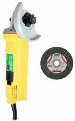 Yiking DW-801 Angle Grinder with Steel Cutting Blade 4 inch, 850 W, 11000 RPM