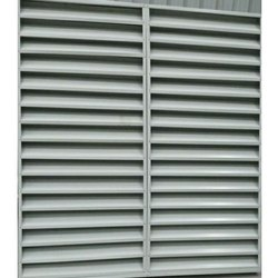Steel Ventilation Louver