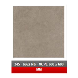 Matt 345-6662-NS MCPL 600 x 600mm Designer Tiles