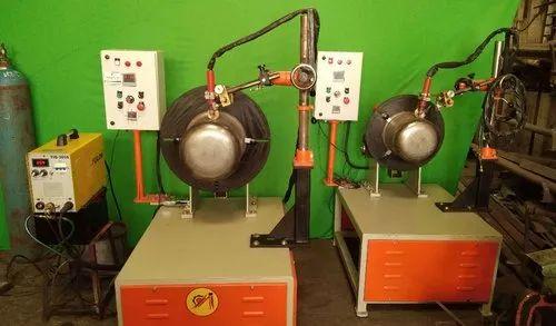 Round Welding Fixture Machine