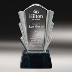 Hilton Crystal Trophy