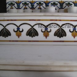 Marble Staircase, Shape: Rectangular
