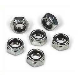 Stainless Steel Nylock Nut