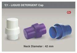 Regent Plast Polypropylene Liquid Detergent Cap with Pourer