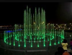 Dancing Musical Fountain