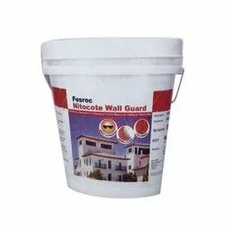 Fosroc Nitocote Wall Guard Waterproofing Chemical, Packaging Size: 4 L
