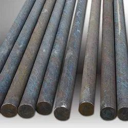 Stainless Steel Black Rod