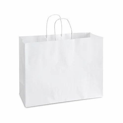 shopping paper bag at rs 15 piece tiruthangal sivakasi id