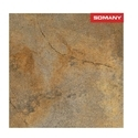 Somany T60603761 10 Mm Nueva William Stone Brown Floor Tile, Size: 600 X 600 Mm