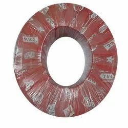 90 M(roll) 2 Core Round Flexible Cable Full Gauage, For Electrical, Size: 1.5 Sq.mm