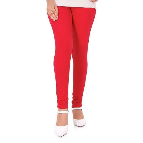 08235f5c48283 Ruzzell Red Ladies Stretchable Leggings, Size: S And L, Rs 199 ...