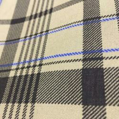 Polyester / Cotton Check Yarn Dyed Fabric