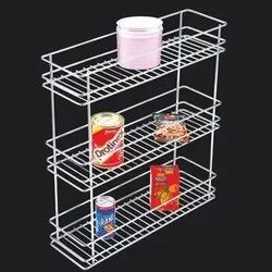 Three Layer Kitchen Basket