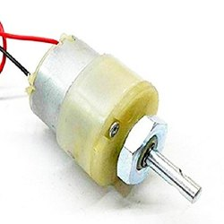 12V DC Gear Motor, 150 RPM