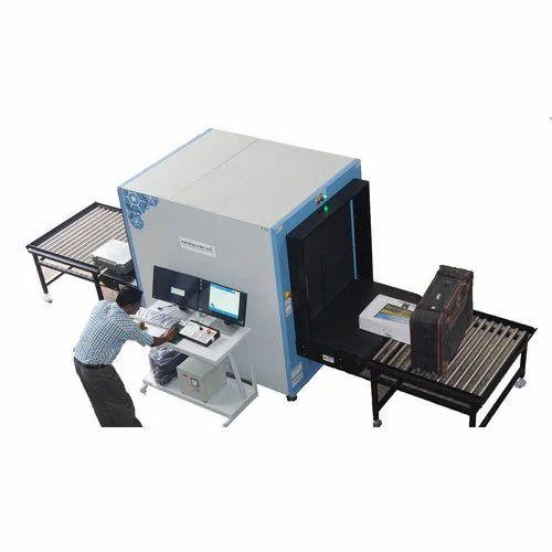 KV 100100 SV Cargo X Ray Baggage Scanner, 900 Kg, Rs 1000000 /unit  Krystalvision Image Systems Pvt. Ltd. | ID: 7991042573