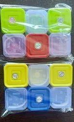 Plain Plastic Food Container