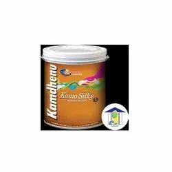 Soft Sheen Kamdhenu Kamo Silky Interior Emulsion Paint, Packaging Type: Bucket