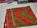 Cotton Bandhani Print Dupatta
