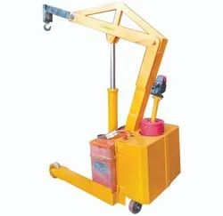 Battery Operated Fully Electric Floor Crane