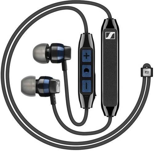 bcf8ae45996 Sennheiser Black Cx 6.00bt Bluetooth Headset With Mic 100% Original Product  With Gst Bill