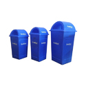 Plastics Simplex Dustbins
