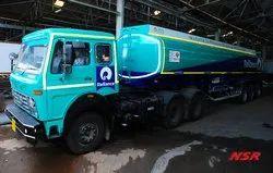 Diesel Transportation Tanker