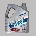 Lukeron Hybrid 15w50 Api Cf/cf-4 Automotive Lubricants, Packaging Type: Can