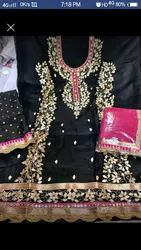 Cotton Embroidered Womens Clothing
