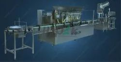 Fully automatic Bottle filling machine