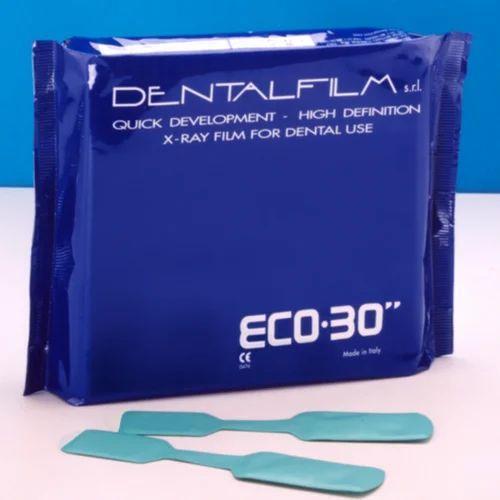 Dentalfilm Eco 30 Self Developing X Ray Film (50pcs)