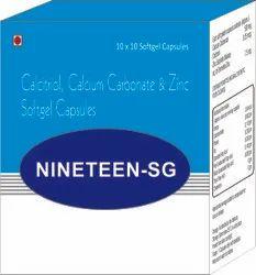 Ninteen-SG Softgel Capsule