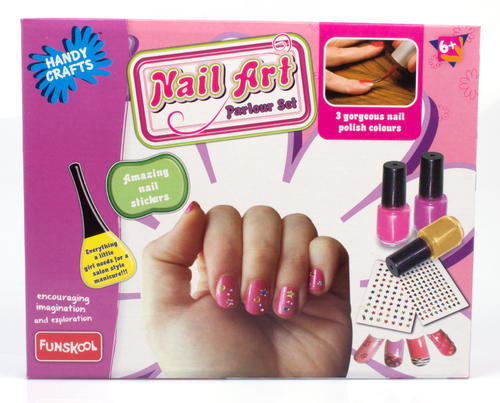 Nail Art Set Nail Art Services Hari Om Tyres Nagpur Id