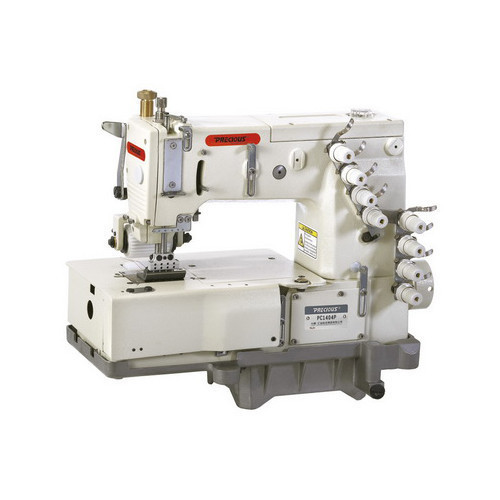 40 Needle Flat Bed Sewing Machines For Textile Industry Rs 40 Interesting 4 Needle Sewing Machine