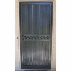 Swing Stainless Steel Safety Door, Thickness: 3-12 Mm